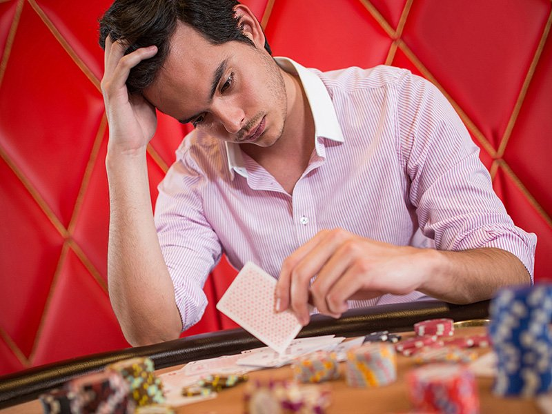Betting addiction and its behavioral effects